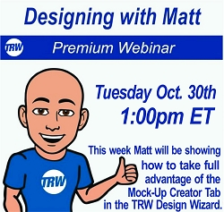 Designing with Matt - Oct. 30th 2018