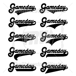 TRW Gameday Font