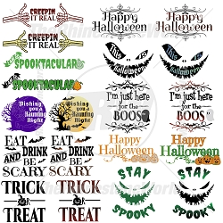 Halloween Live Template Mini Pack 1