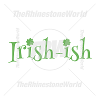 Irish-ish Vector Design