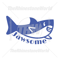 Jawsome Vector Design