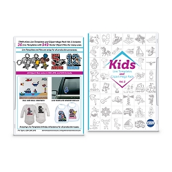 Kids Live Template and Clipart Mega Pack Vol. 2