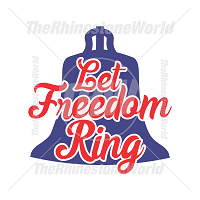 Let Freedom Ring Vector Design