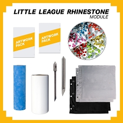 Little League Rhinestone Business Module