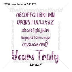 TRW Love Letter A 2.0