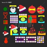 Magic Christmas Templates Vol. 1 - Download