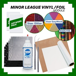 Minor League Vinyl / Foil Business Module