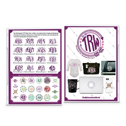 Monogram TTF/Template Pack Vol. 2