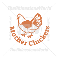Mother Cluckers Vector Design
