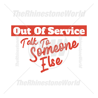 Out Of Service Vector Design