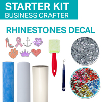 Rhinestone Decal Crafting Business Starter Kit
