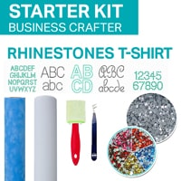 Rhinestone T-Shirt Crafting Business Starter Kit