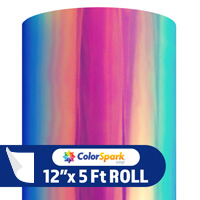 ColorSpark Opal Adhesive Vinyl - Mystic (5 Foot Roll)