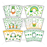 24oz St. Patrick's Day Cup Template Mini Pack