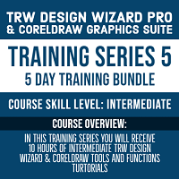 TRW Design Wizard Training Series 5 | 5 Part Series Bundle|April 20th-24th 2020