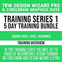 TRW Design Wizard Training Series | 5 Part Series Bundle| March 23rd-27th