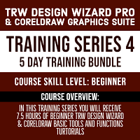 TRW Design Wizard Training Series 4 | 5 Part Series Bundle|April 13th-17th