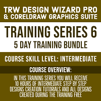 TRW Design Wizard Training Series 6 | 5 Part Series Bundle|April 27th-May 1st 2020