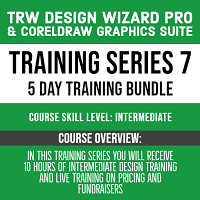 TRW Design Wizard Training Series 7 | 5 Part Series Bundle|May 4th-8th 2020