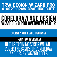 Designing with Sean - 5/22/2020 1pm-2pm ET | CORELDRAW AND DESIGN WIZARD 5.0 PRO OVERVIEW PART 2