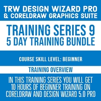 TRW Design Wizard Training Series 9 | 5 Part Series Bundle|May 25th-29th 2020