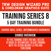 TRW Design Wizard Training Series 8 | 5 Part Series Bundle|May 11th-15th 2020