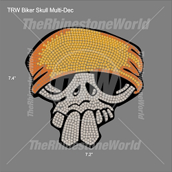 TRW Biker Skull Multi-Dec - Download