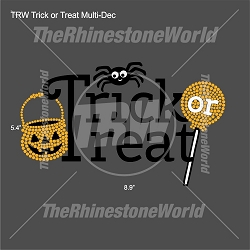TRW Trick or Treat Multi-Dec