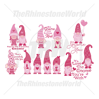Valentine Gnomes Mini Pack