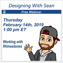 Designing with Sean - February 14th 2019