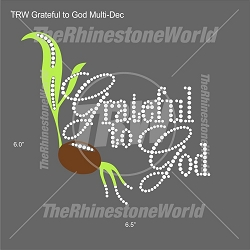 TRW Grateful to God Multi-Dec