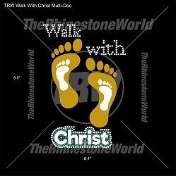 TRW Walk With Christ Multi-Dec
