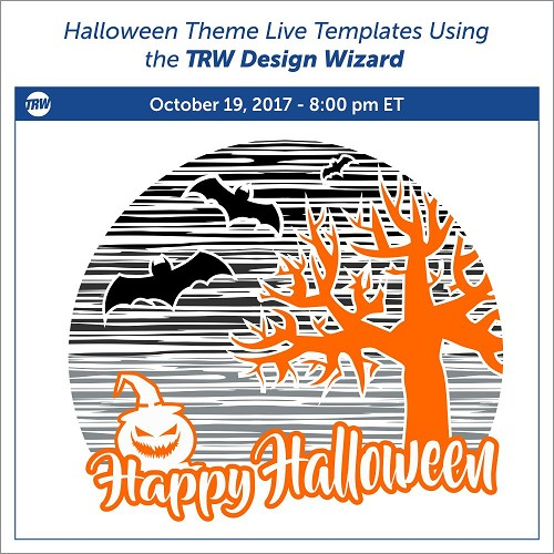 Halloween Theme Live Templates - October 19th, 2017