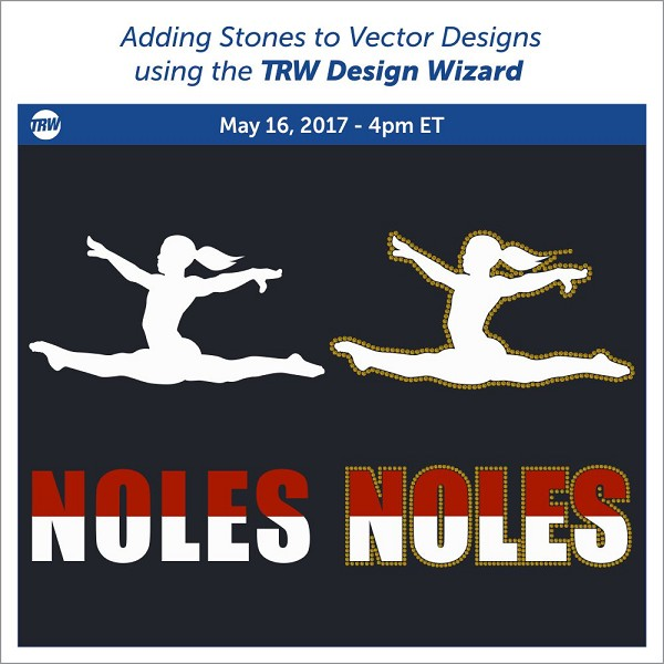 5/16/17- Adding Stones to Vector Designs