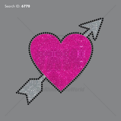 Arrow And Heart Multi-Dec Design - Download