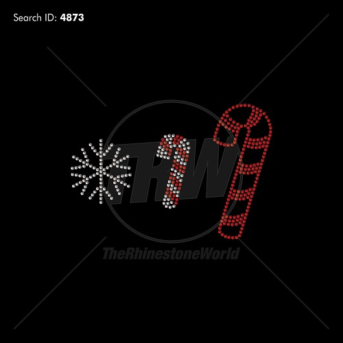 Christmas Mini Rhinestone Design Pack - Download