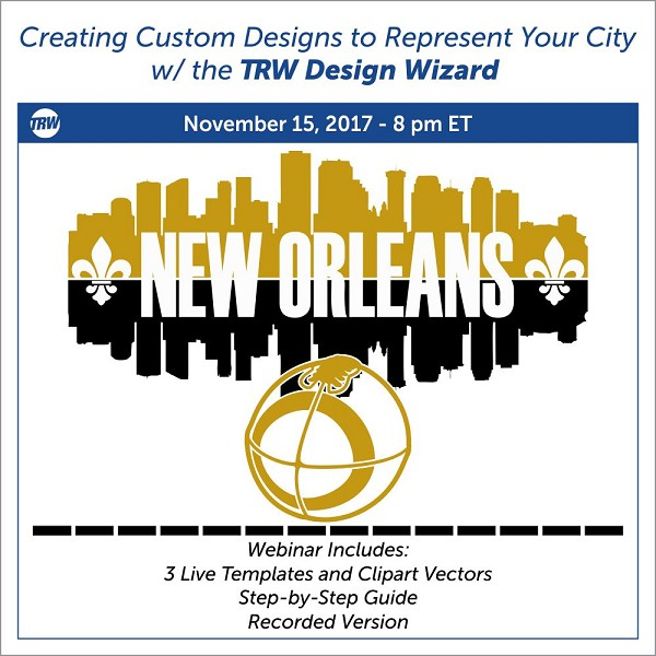 11/15/17 Creating Custom Designs to Represent your City