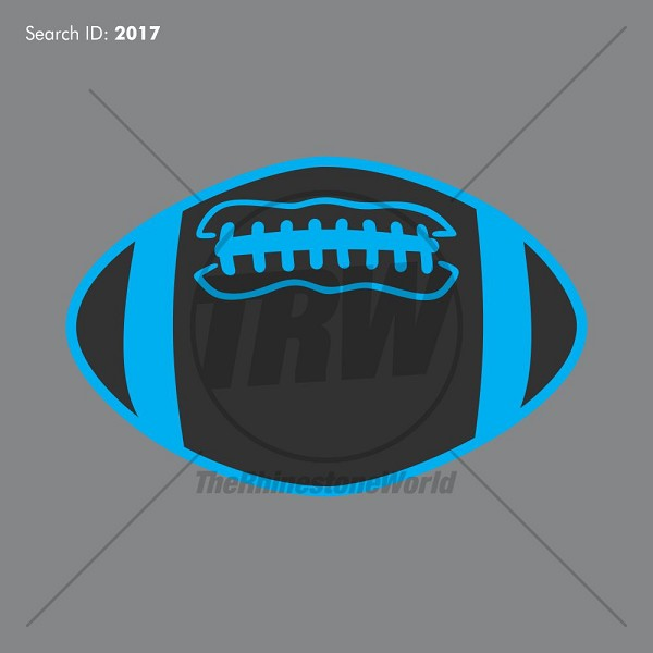 Football Vector Vinyl Design - Download