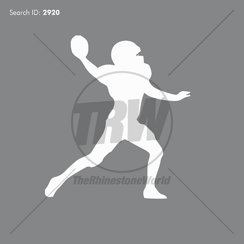 Football Love Vector Design - Download