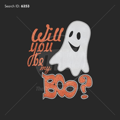 YT Major Halloween Boo Multi-Dec Design - Download
