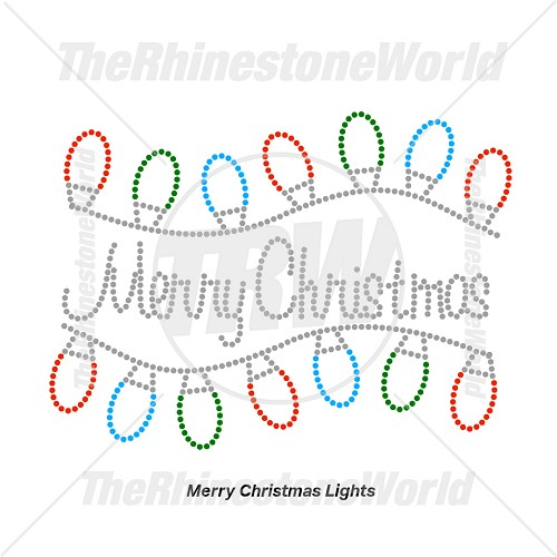 Holiday Pack Vol 1 Merry Christmas Lights - Download