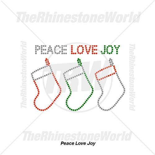 Holiday Pack Vol 1 Peace Love Joy - Download