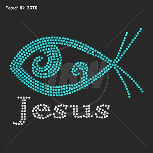 Jesus Fish 1 - Download