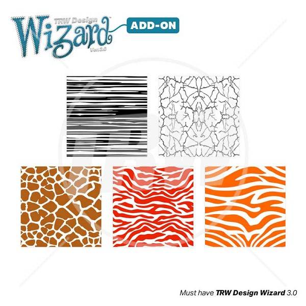 TRW Magic Pattern Pack Vol 1 for TRW Design Wizard 3.0 - Download