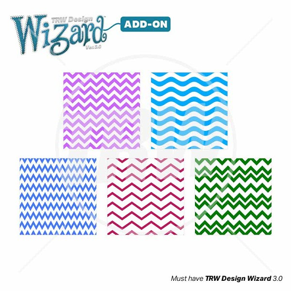 TRW Magic Pattern Pack Vol 2 for TRW Design Wizard 3.0 - Download