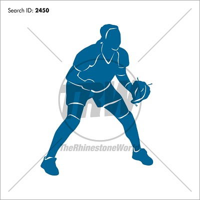 Softball 3 Vector Design - Download