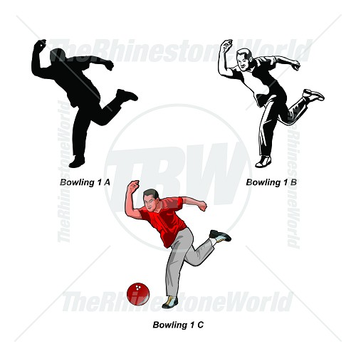 Sports Player Pack Bowling 1 - Download