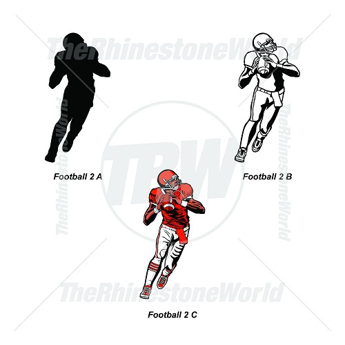 Sports Player Pack Football 2 - Download