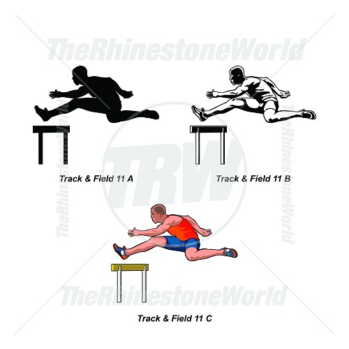 Sports Player Pack Track & Field 11 - Download
