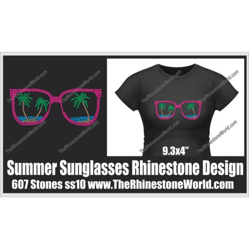 Beach Sunglasses Design  - Download